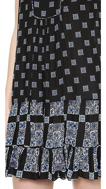 BCBGMAXAZRIA Ylissa Dress