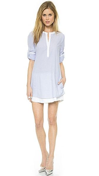 BCBGMAXAZRIA Kelsey Shirtdress