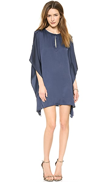 BCBGMAXAZRIA Jazmine Keyhole Dress