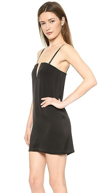 BCBGMAXAZRIA Nahara Strapless Dress