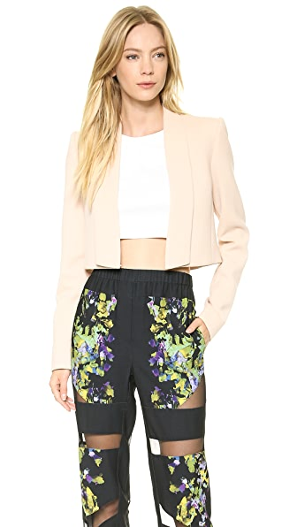 BCBGMAXAZRIA Emerson Cropped Jacket