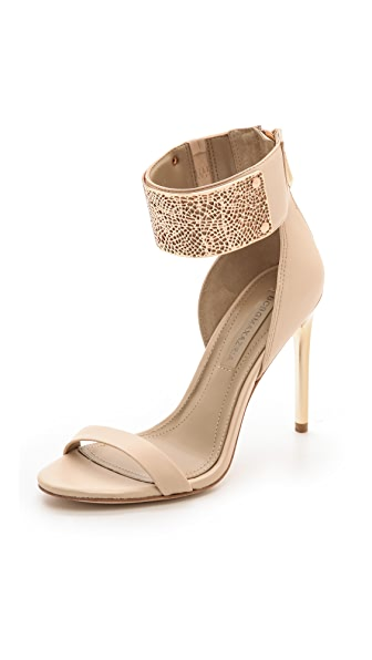 BCBGMAXAZRIA Everling Ankle Cuff Sandals