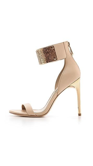 BCBGMAXAZRIA Everling Ankle Cuff Sandals