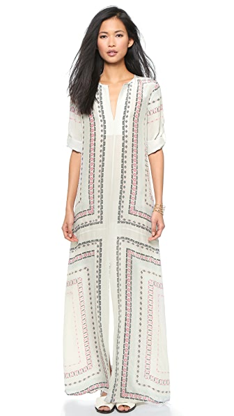 BCBGMAXAZRIA Olivia Long Tunic Dress | 15% off first app purchase ...