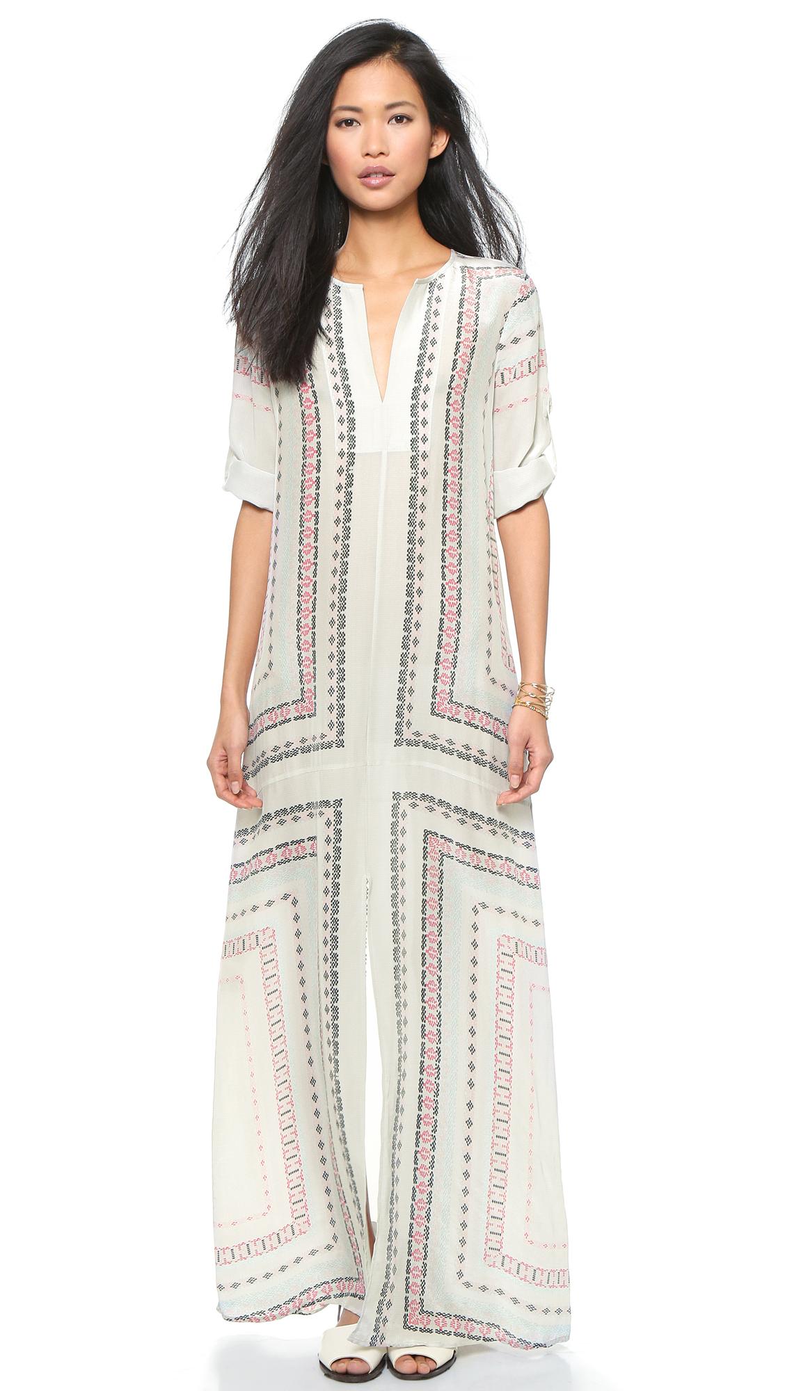 202b42ba6eb BCBGMAXAZRIA Olivia Long Tunic Dress | SHOPBOP
