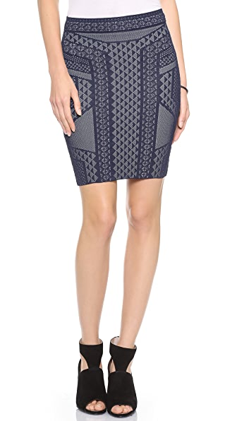 BCBGMAXAZRIA Josa Pencil Skirt