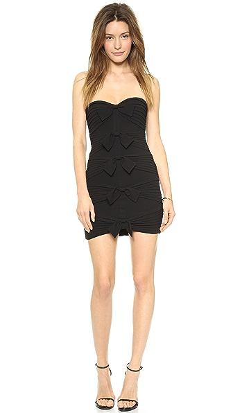 BCBGMAXAZRIA Sabrinna Strapless Dress