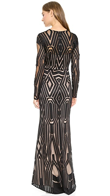 BCBGMAXAZRIA Veira Dress