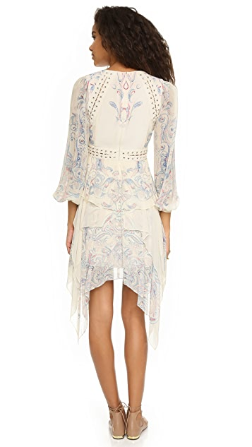 BCBGMAXAZRIA Isidora Dress