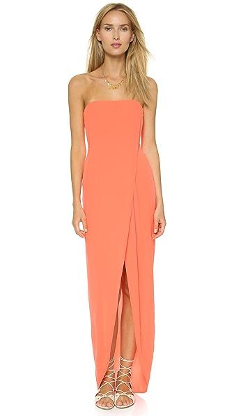 Kupi BCBGMAXAZRIA online i prodaja Bcbgmaxazria Jessie Maxi Dress Ambrosia haljinu online