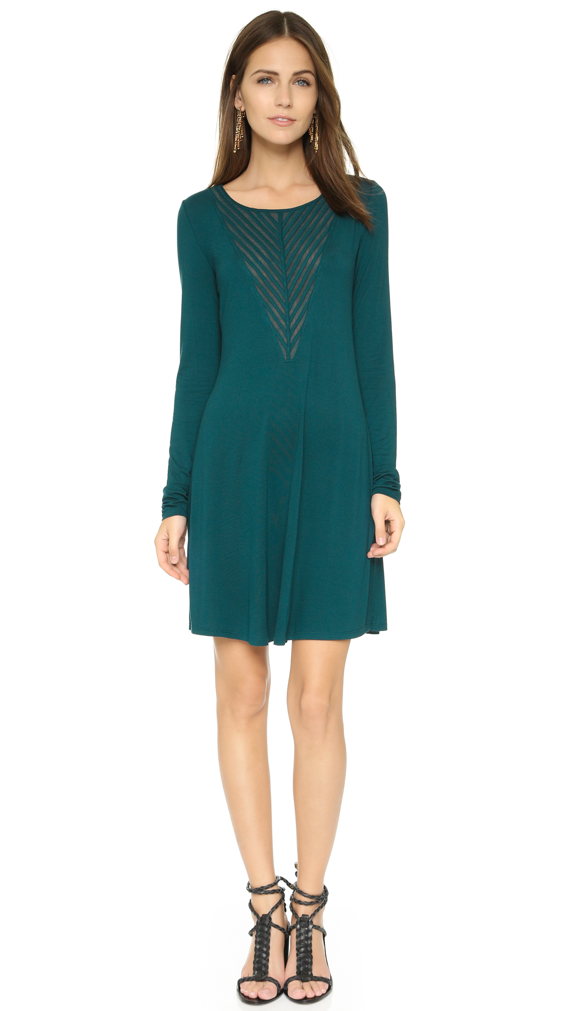 BCBGMAXAZRIA Farlow Dress | SHOPBOP