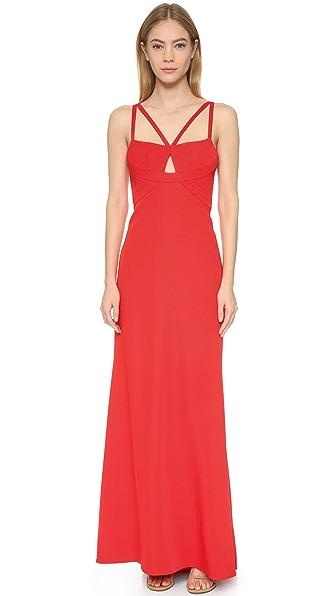 BCBGMAXAZRIA Kelbie Dress