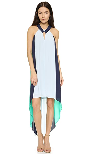 Bcbgmaxazria Crepe Dress - Multi