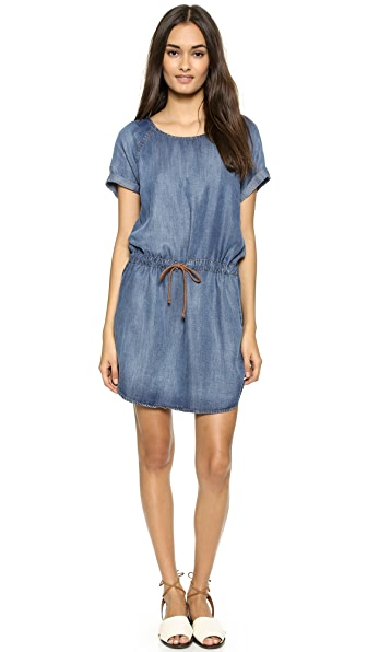 Bella Dahl Raglan T-Shirt Dress