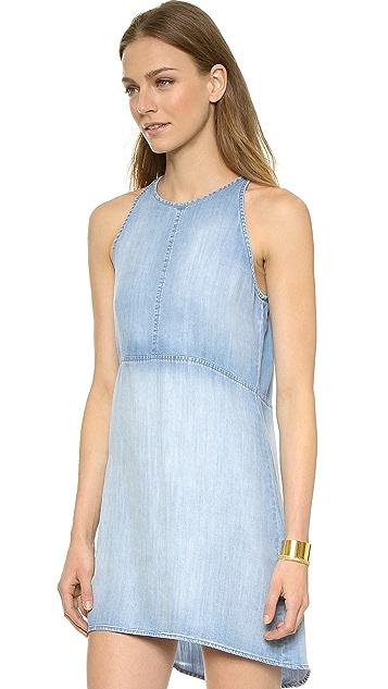 Bella Dahl Open Back Halter Dress