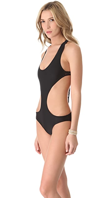 Beach Riot The Day Dreamer One Piece Swimsuit