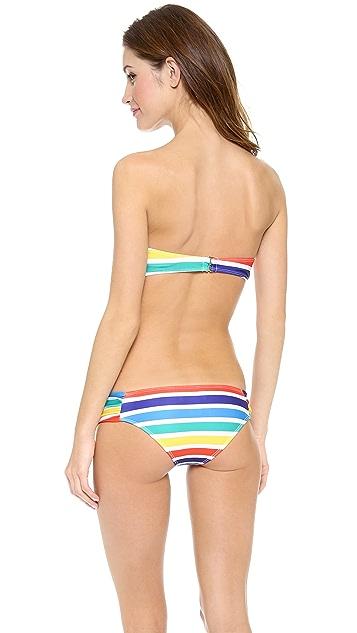 Beach Riot Ay Papi Freemont Bikini Top