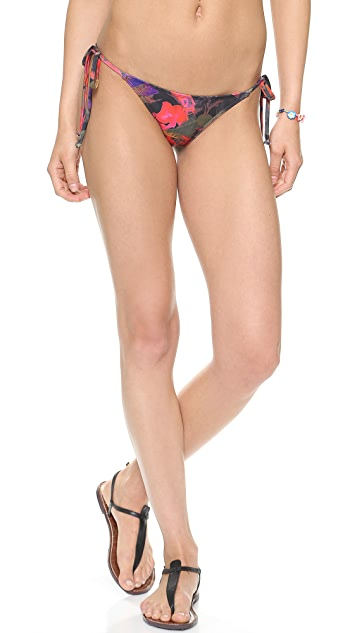 Beach Riot Flamingo Mojito Bikini Bottoms