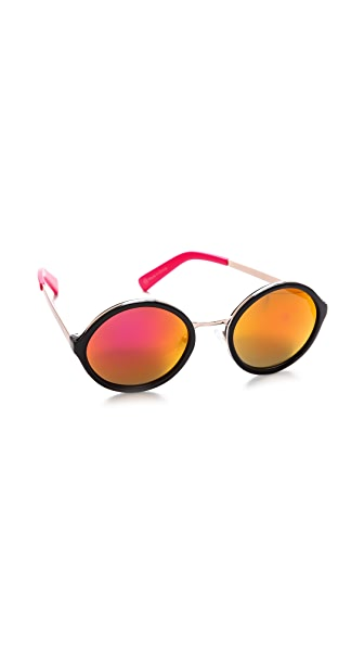 Beach Riot The Victoria Revo Sunglasses