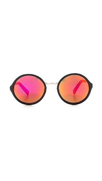 Beach Riot The Victoria Revo Sunglasses