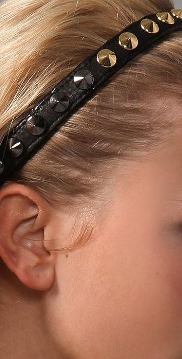 BE & D Wellington Skinny Headband