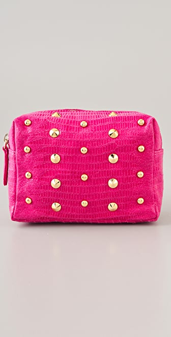 BE & D Heather Cosmetic Case