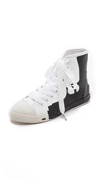BE & D Pistol Sneakers
