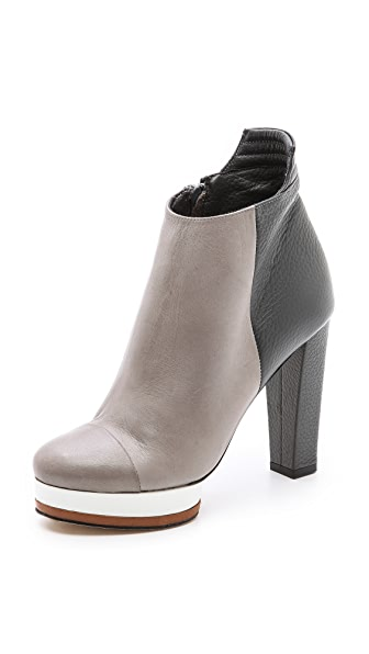 Beau Coops Five Cap Toe Booties