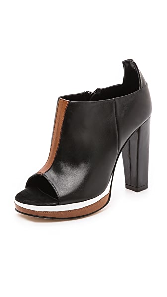 Beau Coops Neela Open Toe Booties