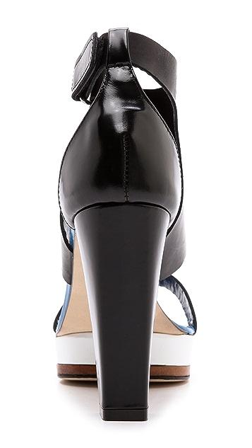 Beau Coops Lelu Cutout Sandals