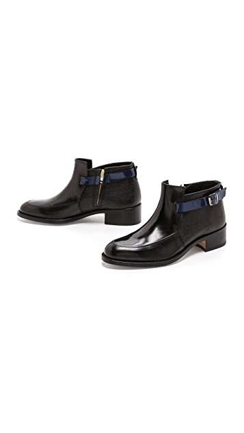 Beau Coops Glebe Two Tone Booties