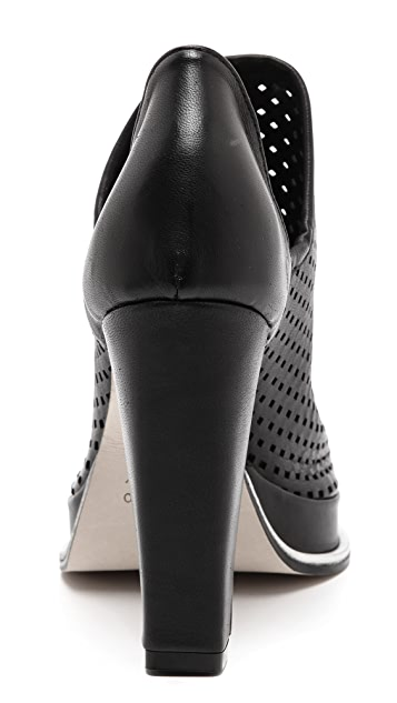 Beau Coops Ricci Perforated Booties