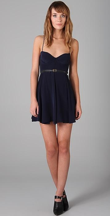 Bec & Bridge Cote d'Azur Bustier Dress