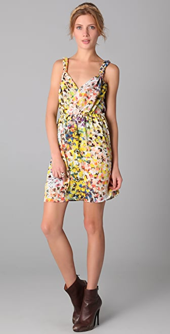 Bec & Bridge Dahlia Mini Dress