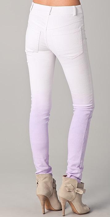 Bec & Bridge Ombre Skinny Jeans