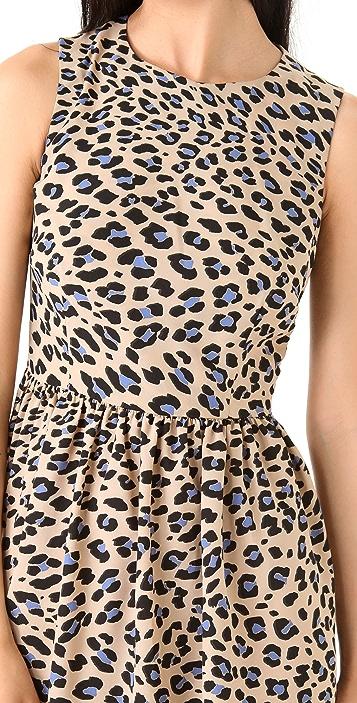 Bec & Bridge Leo Backless Dress