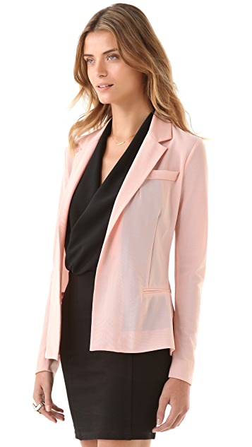 Bec & Bridge Power Mesh Blazer
