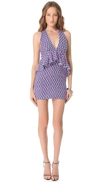 Bec & Bridge Fiorella Peplum Dress