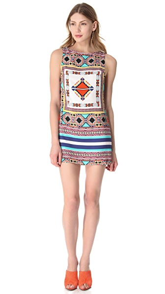 Bec & Bridge Palazzo Mini Dress