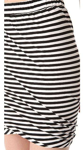 Bec & Bridge Merinero Twist Skirt