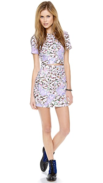 Bec & Bridge Oriental Blossom Tee Dress