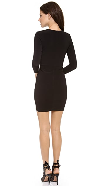 Bec & Bridge Imperial Deep V Dress