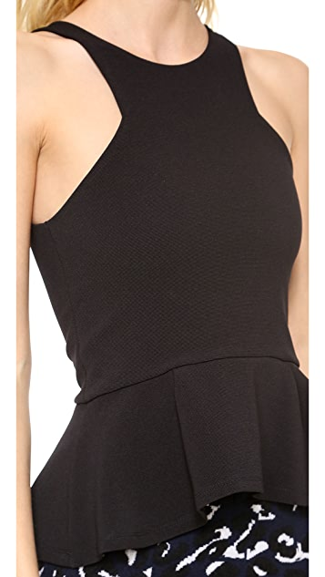 Bec & Bridge Imperial Peplum Top