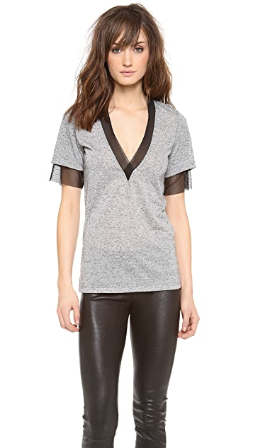 Bec & Bridge Intrinsic Deep V Tee