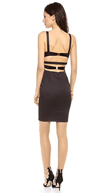 Bec & Bridge Tyra Cutout Body Dress
