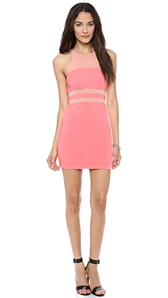 Bec & Bridge Pomponette Panel Dress
