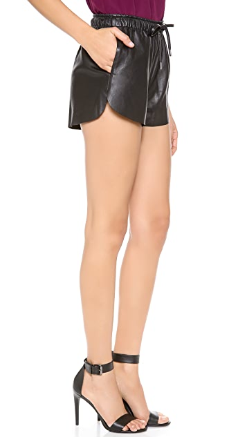 Bec & Bridge Electric Eel Sport Shorts