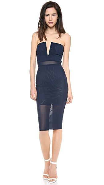 Bec & Bridge Nefertiti Strapless Dress