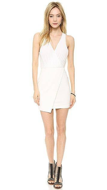 Bec & Bridge Pyramid Drape Dress