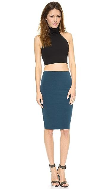 Bec & Bridge Mercury Mesh Skirt